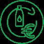 Sustentabilidade Ambiental - Ícone Recolha de Óleos Alimentares Usados